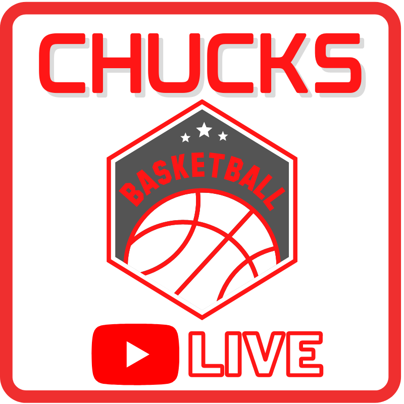 Chucks Basketball Live Logo