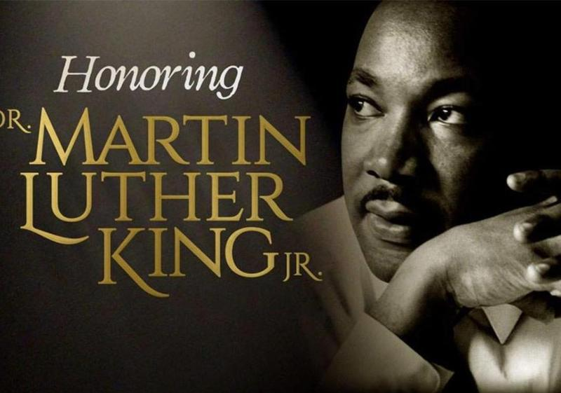 observance of the Martin Luther King, Jr. Holiday