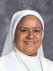 Sister Maria Angelica Omana