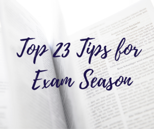 Top 23 Tips for Exam Season.png