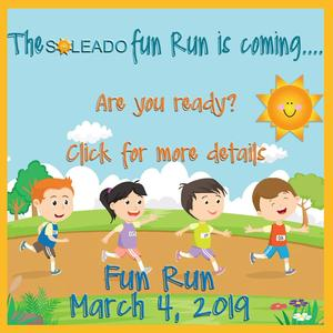 Fun Run clipart