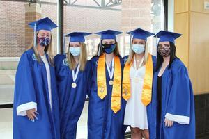 Graduation candids candids