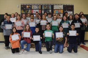 MVMS Poetic Power Authors