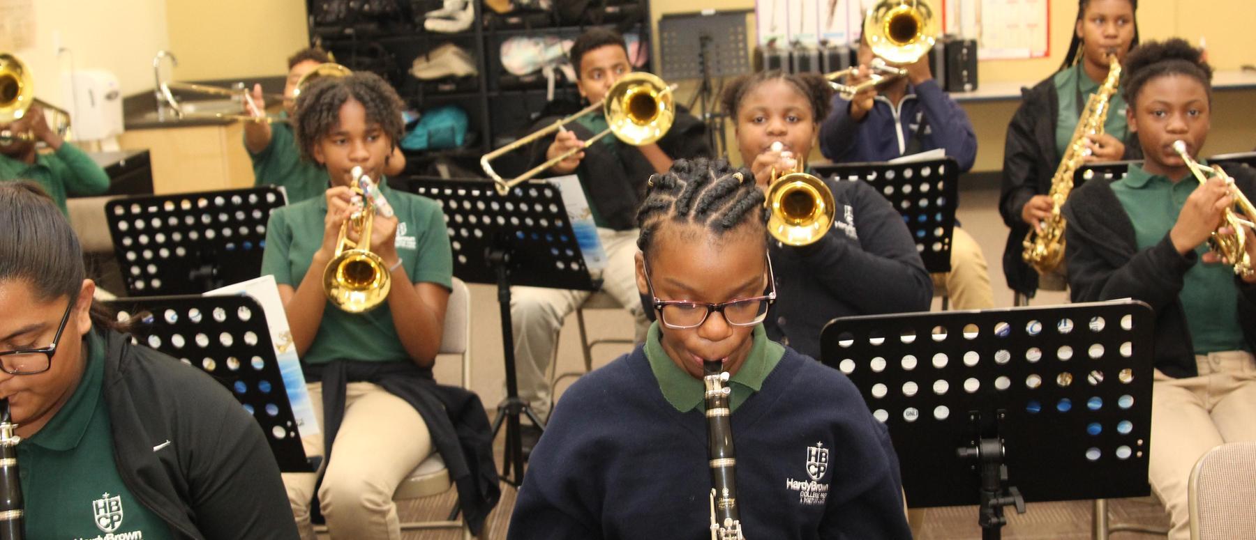 HBCP Music Class