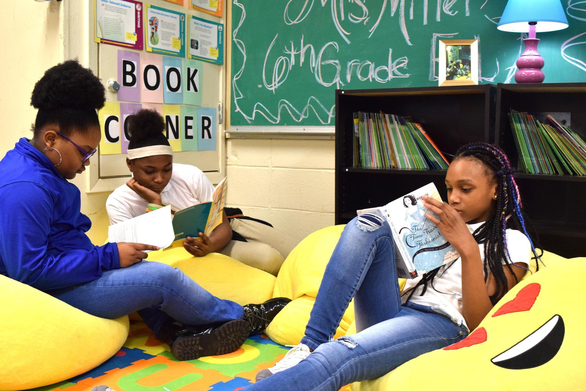 Morgantown Middle School 6th Graders-2020