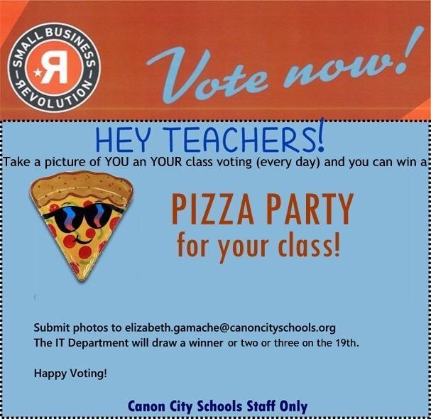 Vote Canon City!