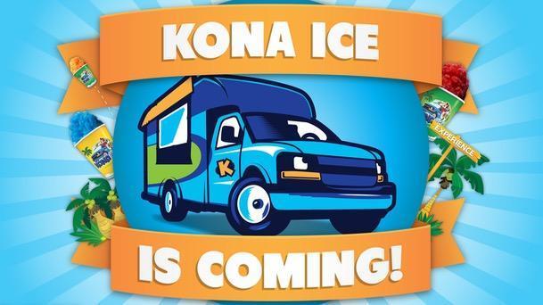 Kona Ice - October 29 Thumbnail Image
