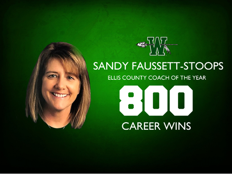 Coach Sandy Faussett Hits 800 Career Win Milestone Featured Photo