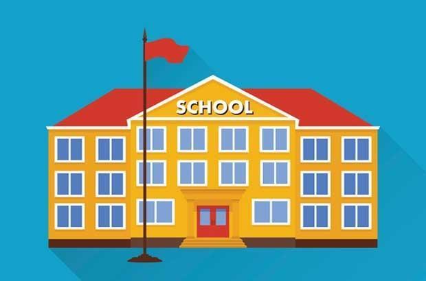 School icon photo