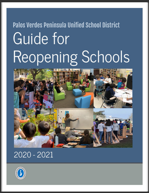 Guideline for Opening School