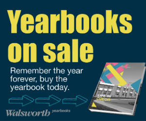 Yearbook On Sale Now Thumbnail Image