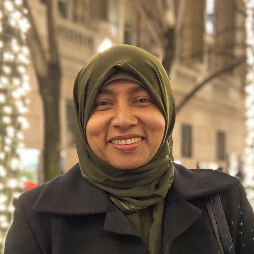 Fauzia Zakaria's Profile Photo