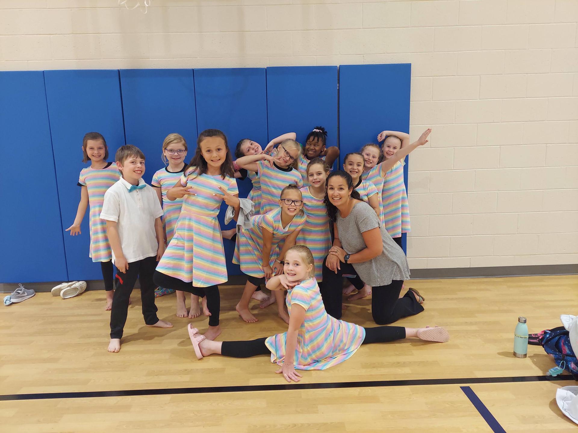 Junior Dance 2020-2021