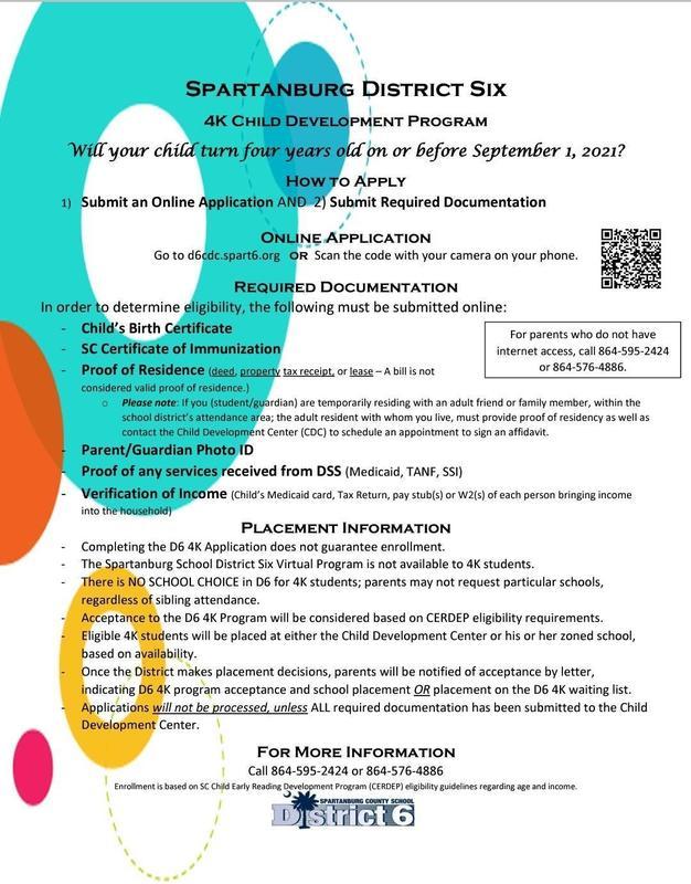 Application Process- English