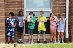 PBIS Party Edgewood Elementary School - May 25, 2021