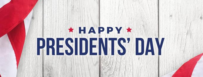 presidents day holiday 2020