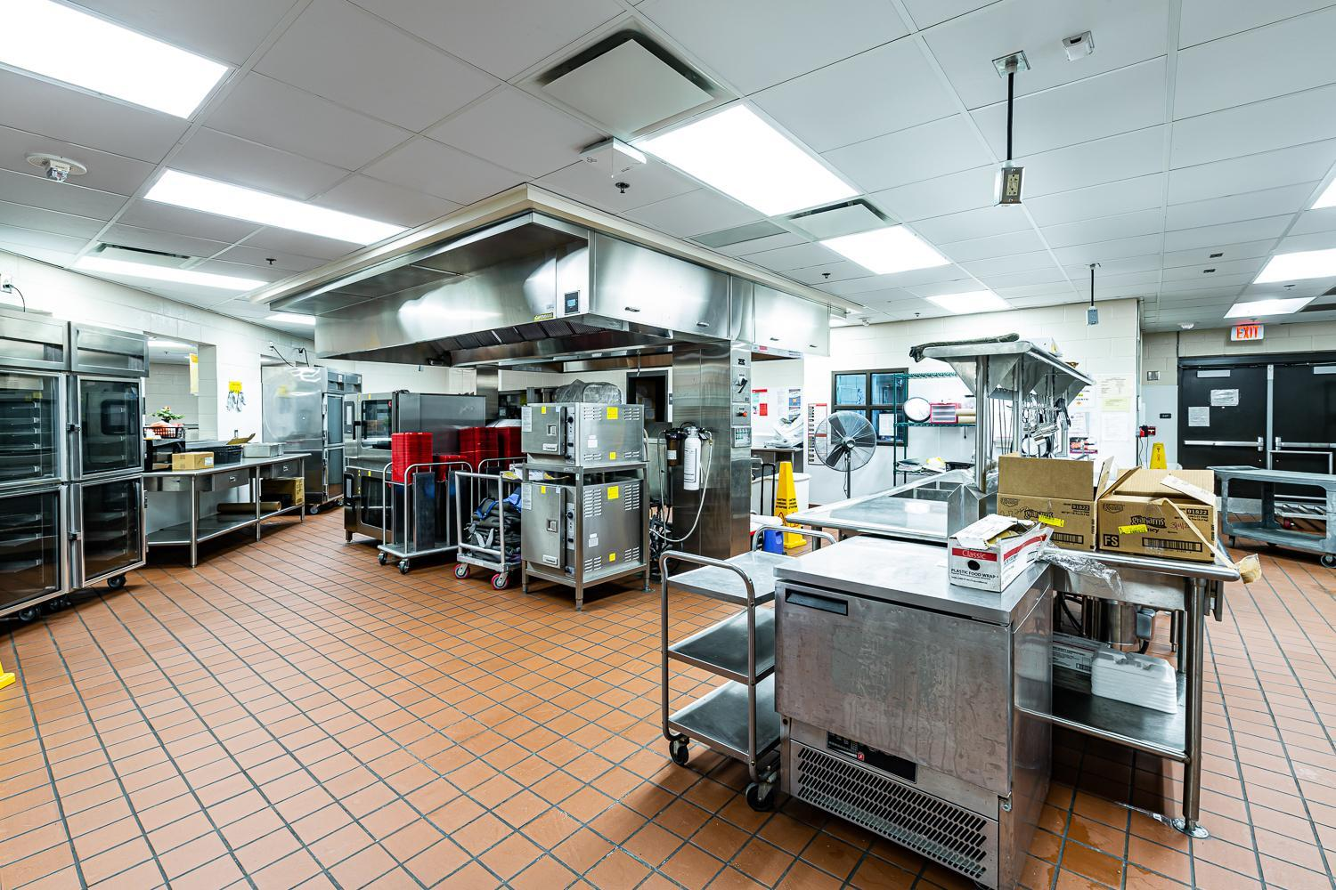 View of New Kitchen