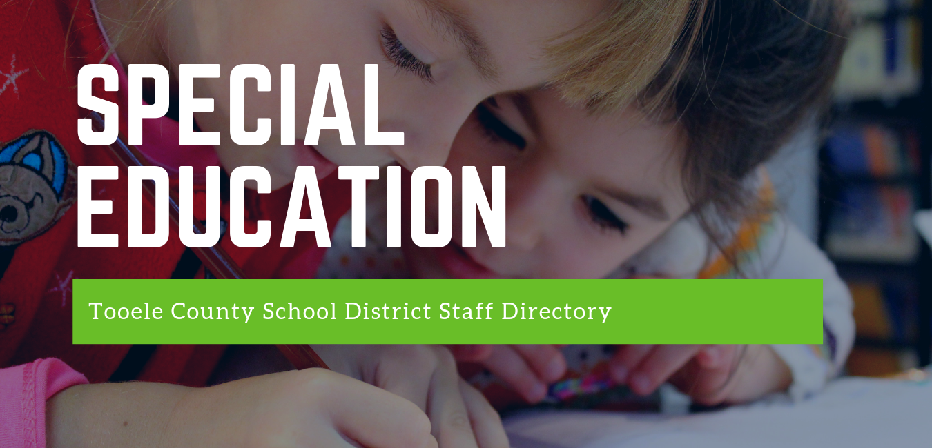 Image for Special Education staff directory