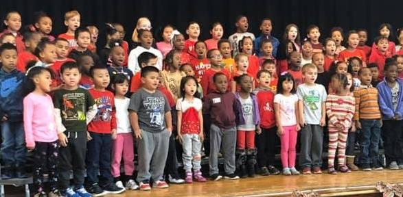 Frances Willard Celebrates Veterans Day with Special Assembly Featured Photo