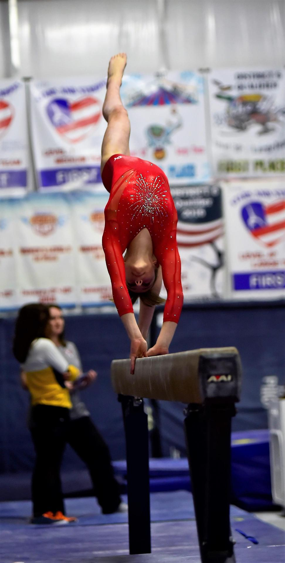 kara gymnast