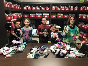 Dr Seuss Sock Drive