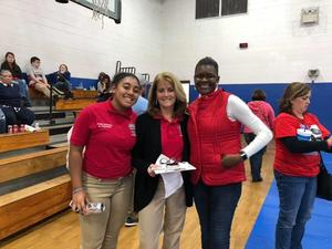 Team Member A. Dedeaux, Lori Fisher, and Dr. Carla Evers.jpg