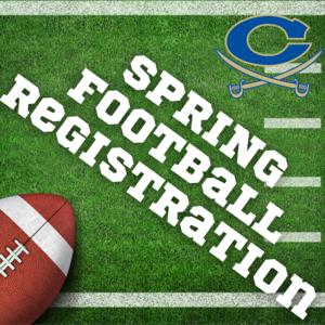 Spring Football Registration