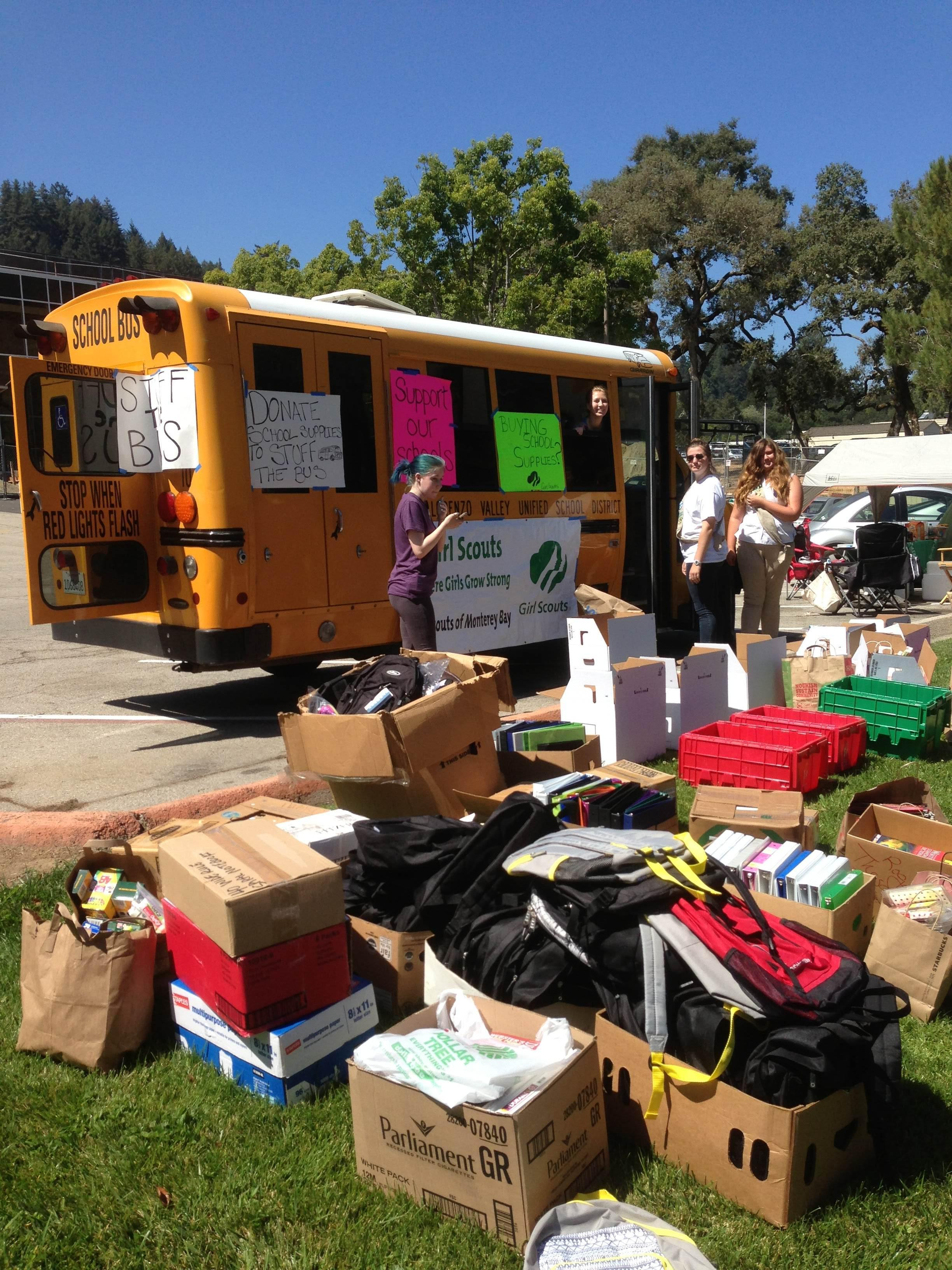 Picture of Stuff the Bus