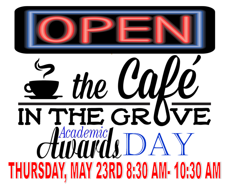 The Cafe Open Morning of Award Ceremony Featured Photo