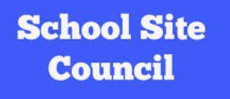 School Site Council Meeting- October 20th @ 3pm Featured Photo