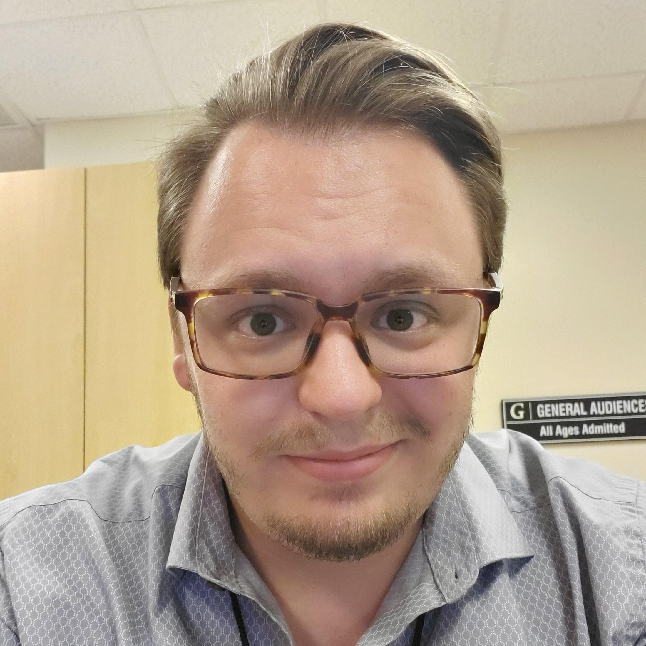 Robert Davidson's Profile Photo