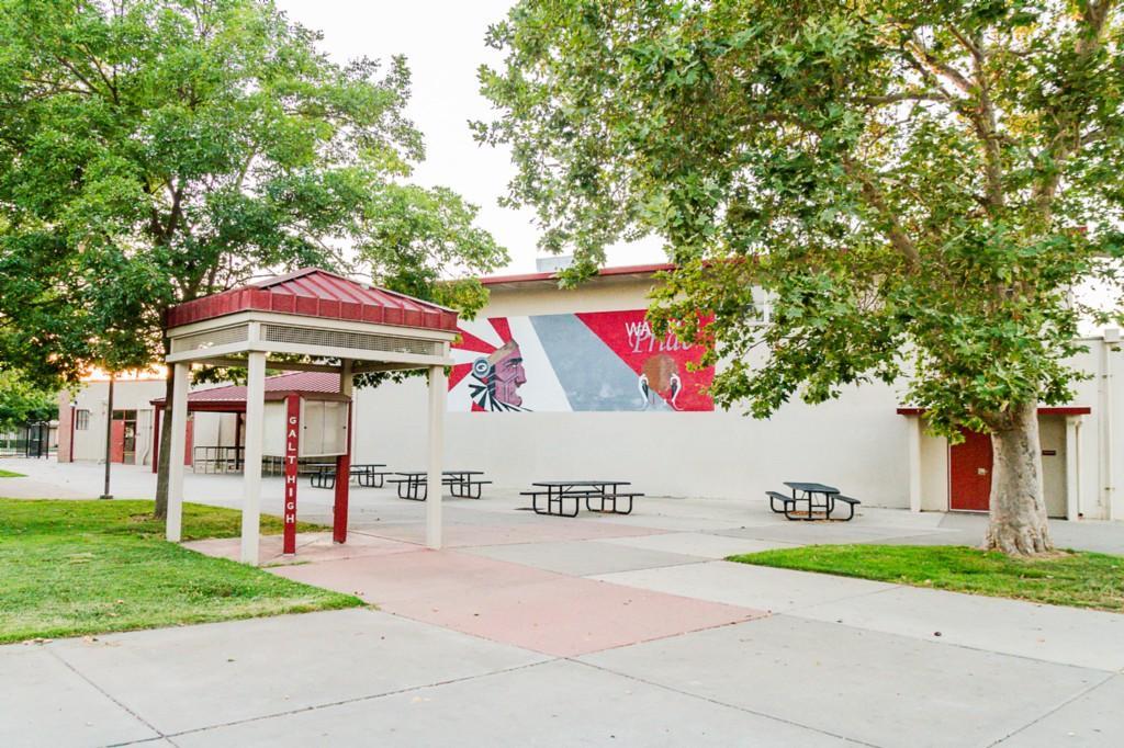 Galt High School Campus