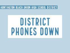 phones down