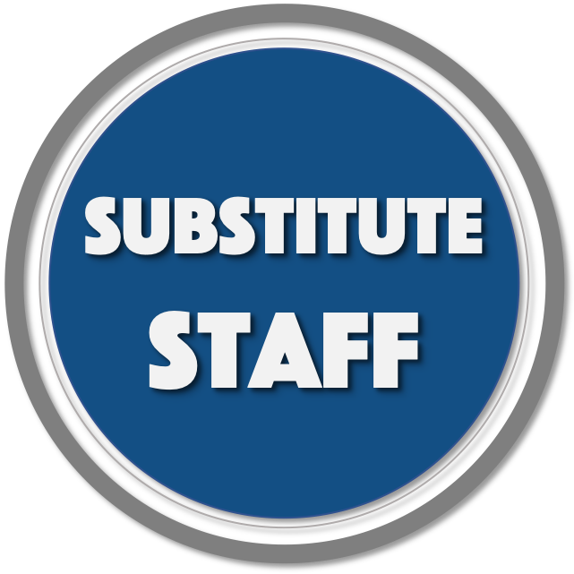 Substitute Employee Button