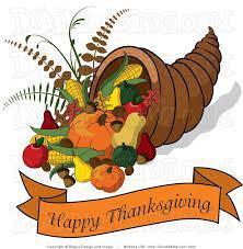 Thanksgiving Break, Nov. 21-23. Happy Thanksgiving
