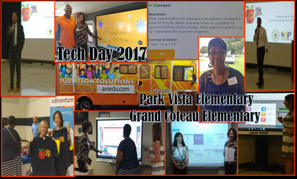 PVE Tech Day!