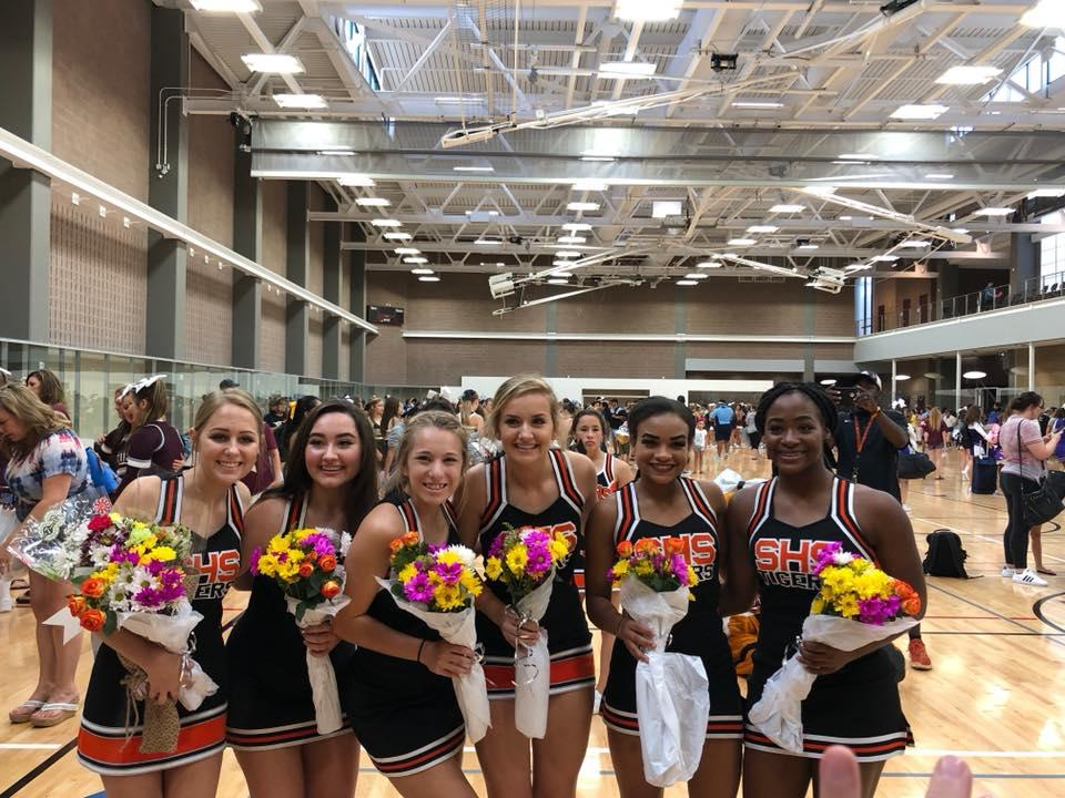 Cheer Camp Seniors