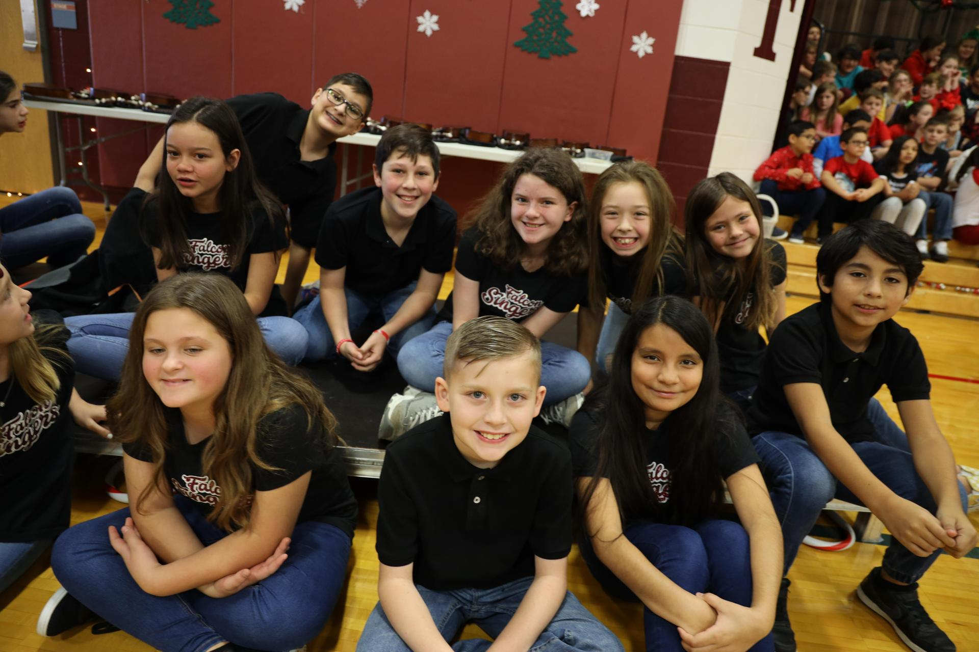 Fairmont Elementary Sounds of the Season concert