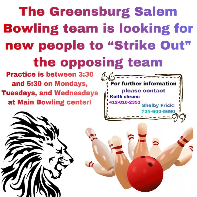 Join the Bowling Team