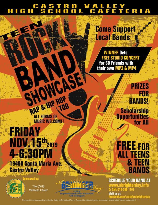 Rock Band Showcase