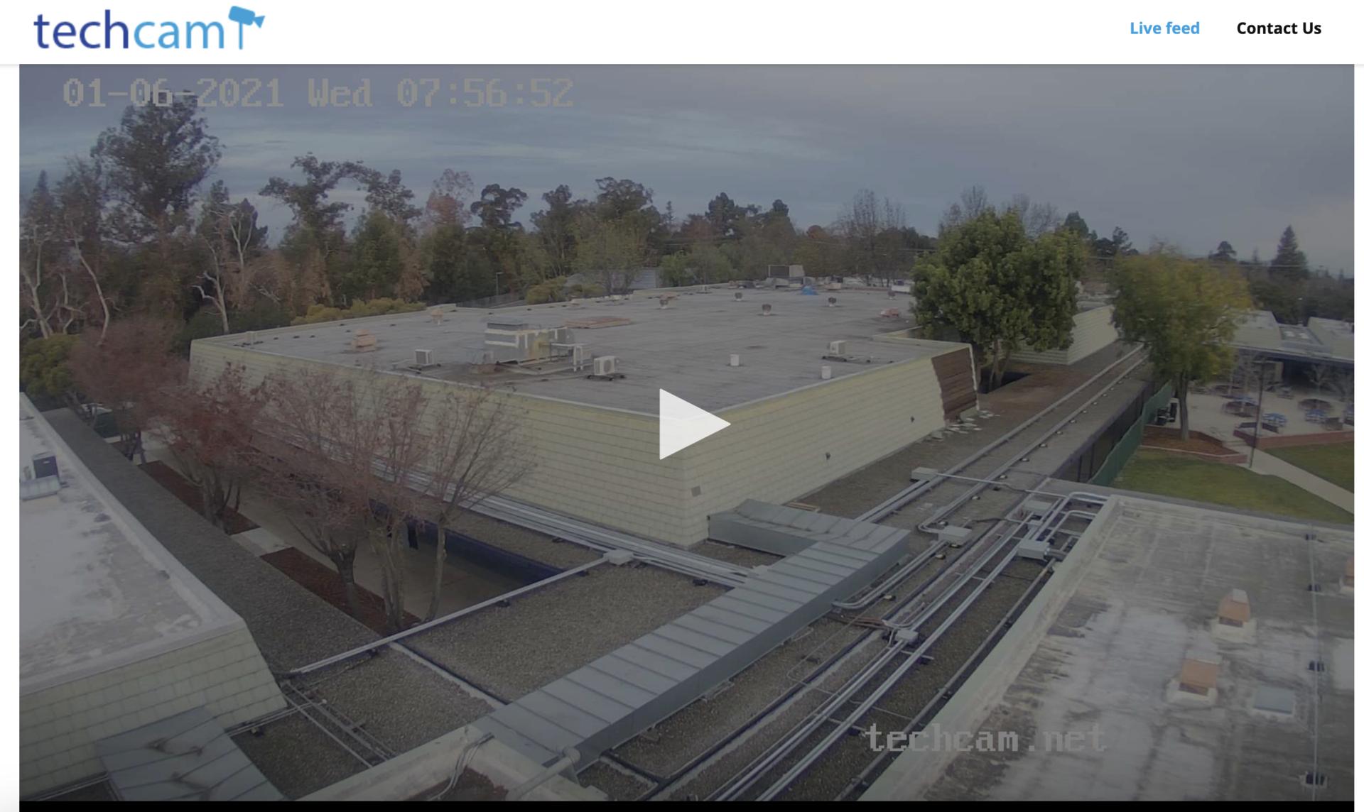 PHS Live Student Union Camera Feed