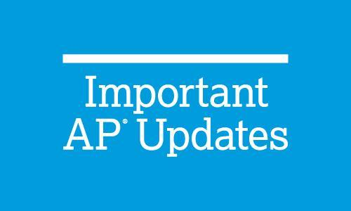 Maspeth High School Shares . . . AP Updates for Schools Impacted by Coronavirus Featured Photo