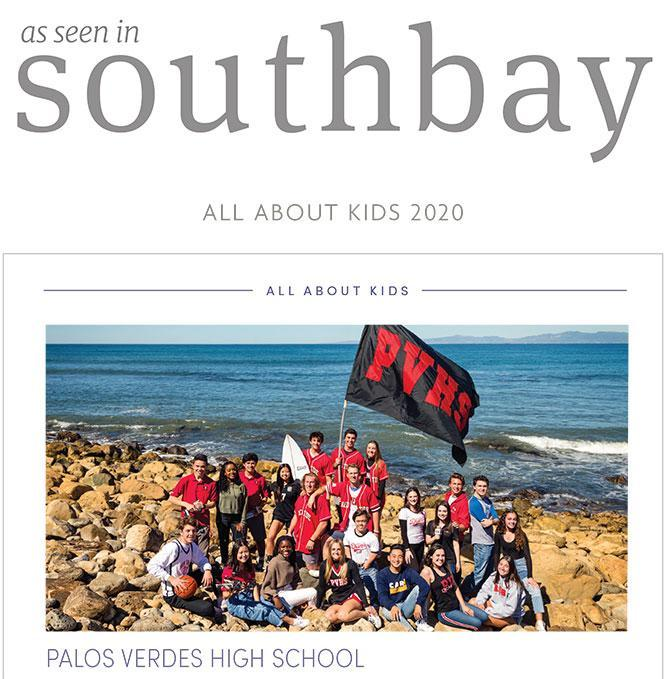 South Bay Magazine: All About Kids April 2020