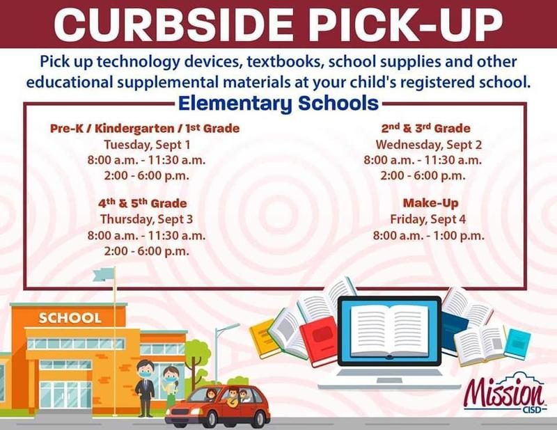 A Letter from Mrs. Pena about Curbside Pick-Up Featured Photo