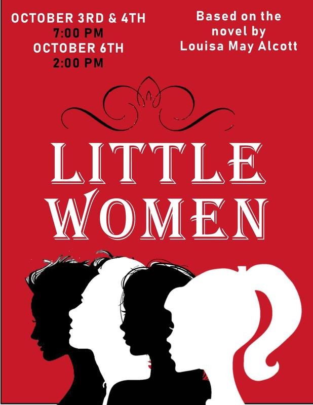 Little Women Theatre Event