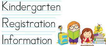 Kinder Registration image