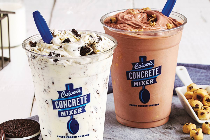 Culver's Concrete Mixer Share Week Thumbnail Image