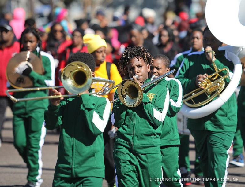 Crocker marches in the 33rd MLK Parade! Featured Photo