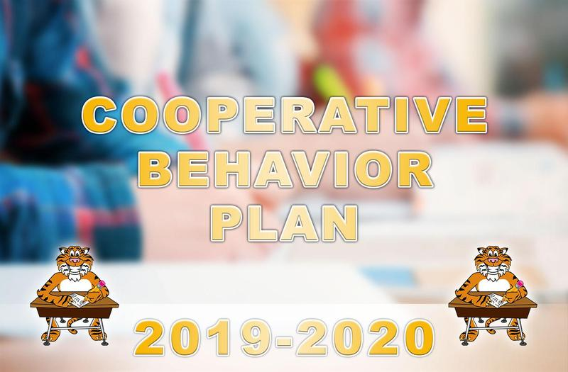 Cooperative Behavior Plan (2019-2020)