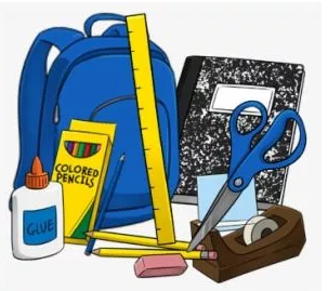 California Middle School Supply List 2021-2022 Thumbnail Image